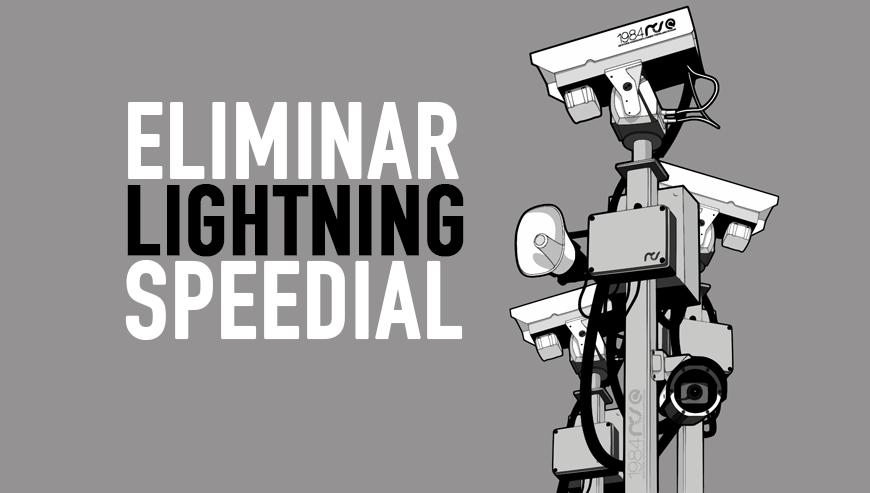 eliminar lightning speedial