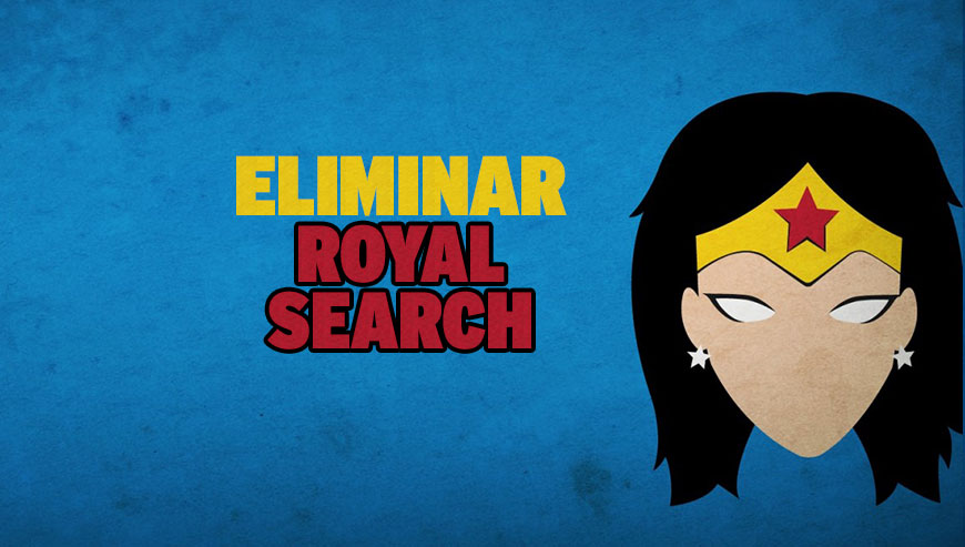 Eliminar Royal Search