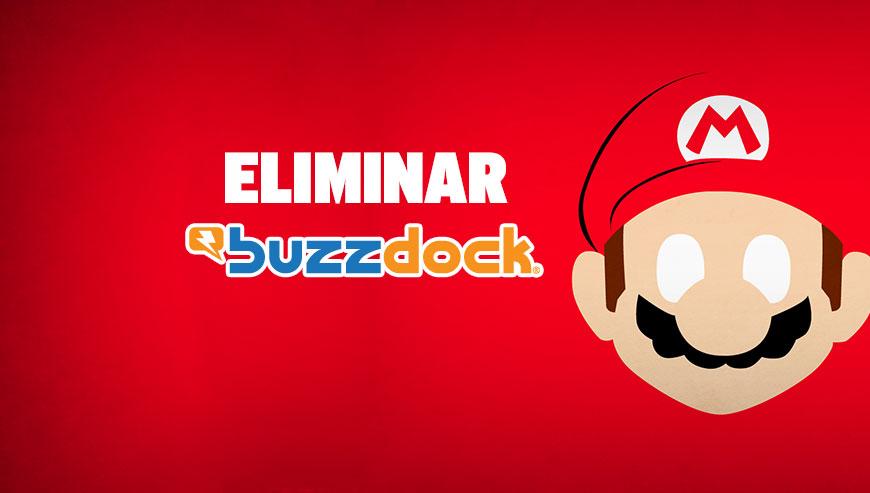 Eliminar Buzzdock