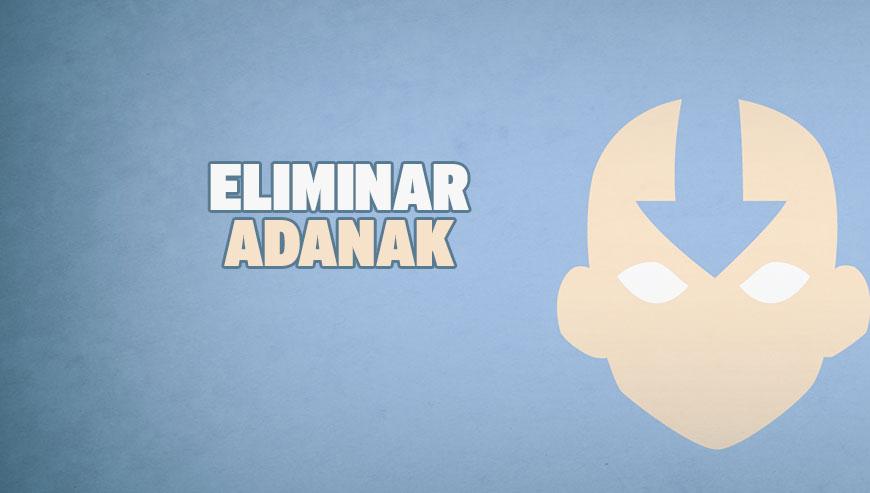 Eliminar Adanak
