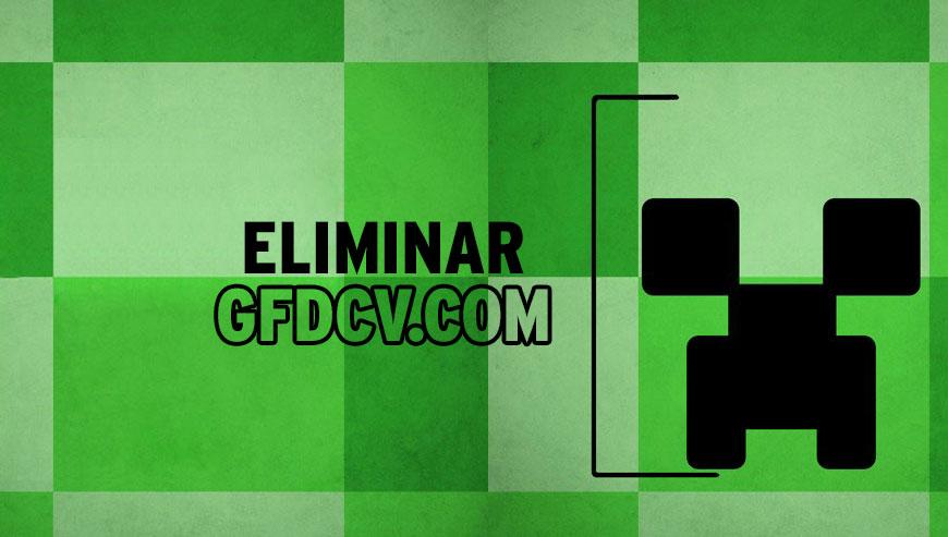 Eliminar gfdcv.com
