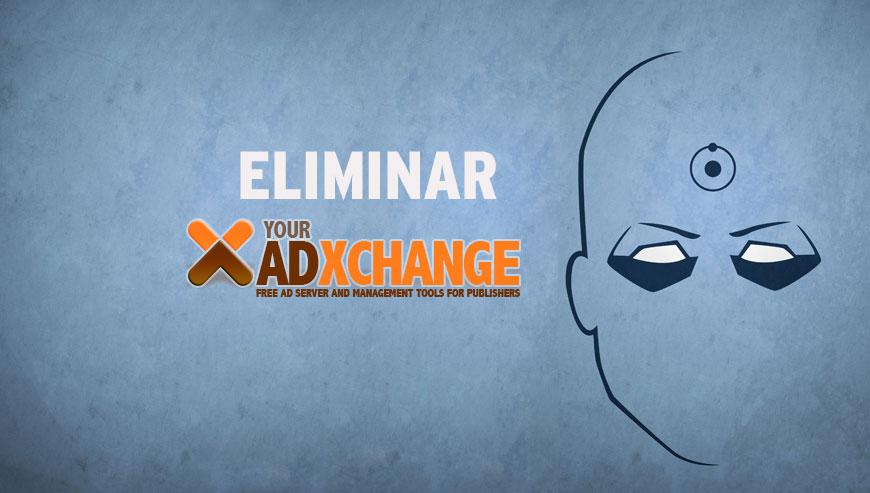 Eliminar youradexchange