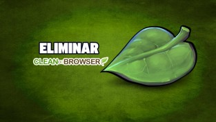 eliminar clean browser