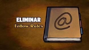 eliminar follow rules