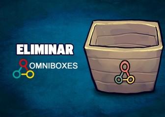 eliminar omniboxes