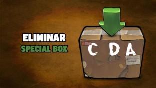 eliminar special box
