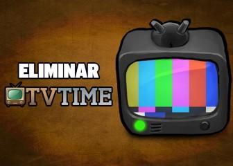 eliminar tvtime