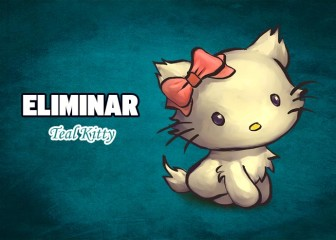 eliminar teal kitty