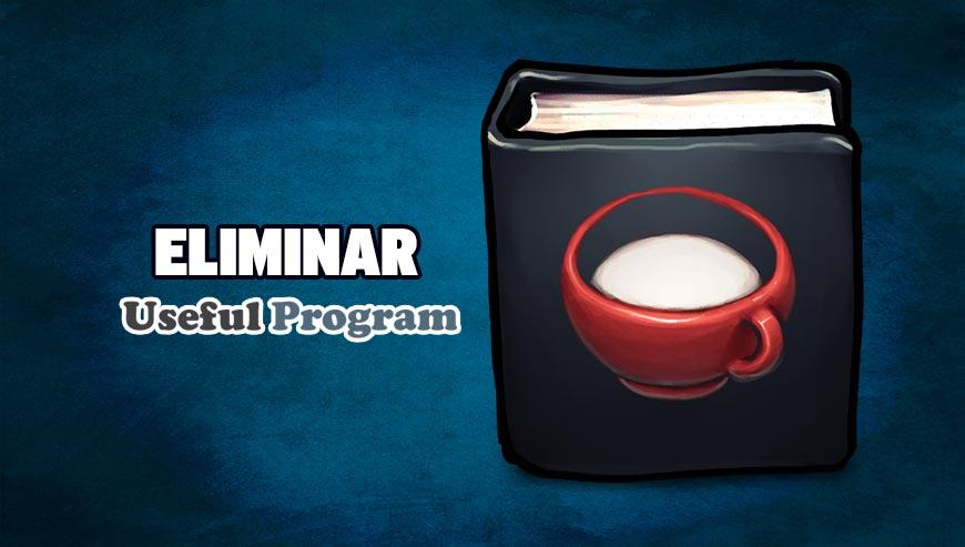Eliminar Useful Program