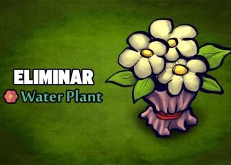 eliminar water plant