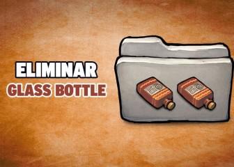 eliminar glass bottle