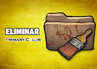 eliminar primary color