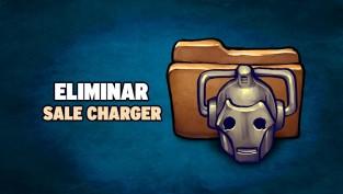 eliminar sale charger