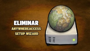 eliminar anywhereaccess setup wizard