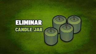 eliminar candle jar