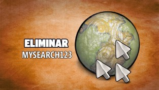 eliminar mysearch123