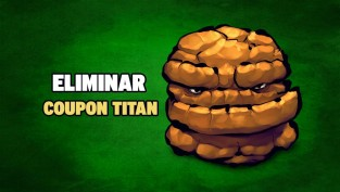 eliminar coupon titan