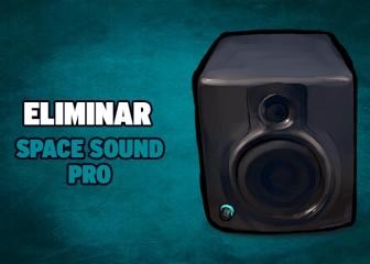 eliminar space sound pro