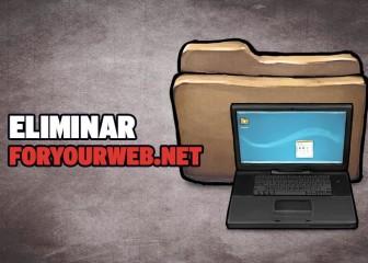 eliminar foryourweb.net