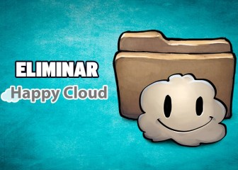 eliminar happy cloud