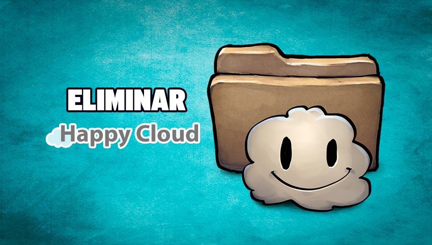 Eliminar Happy Cloud