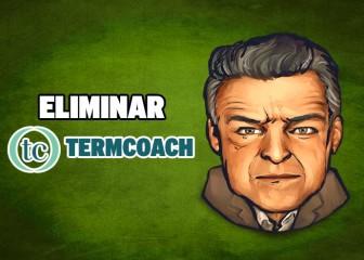 eliminar termcoach