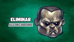 eliminar allinchrome.com