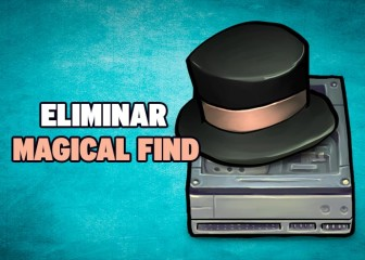 eliminar magical find