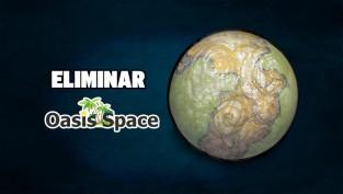 eliminar oasis space