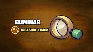 eliminar treasure track