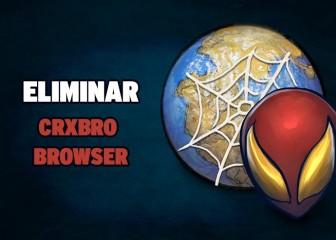 eliminar crxbro browser