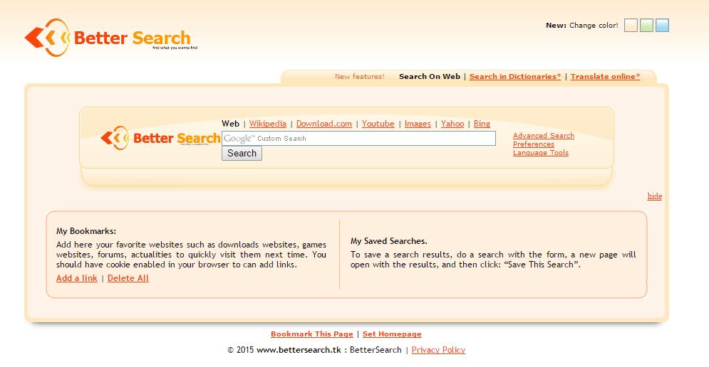bettersearch