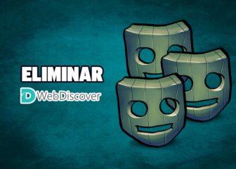 eliminar webdiscover
