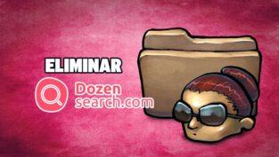 eliminar dozensearch.com