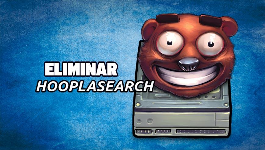Eliminar HooplaSearch