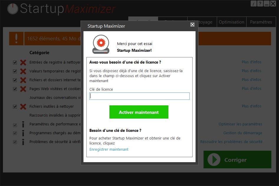 startupmaximizer achat