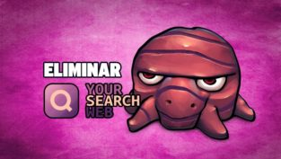 eliminar yoursearchweb