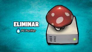 eliminar pc purifier