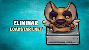 eliminar loadstart.net