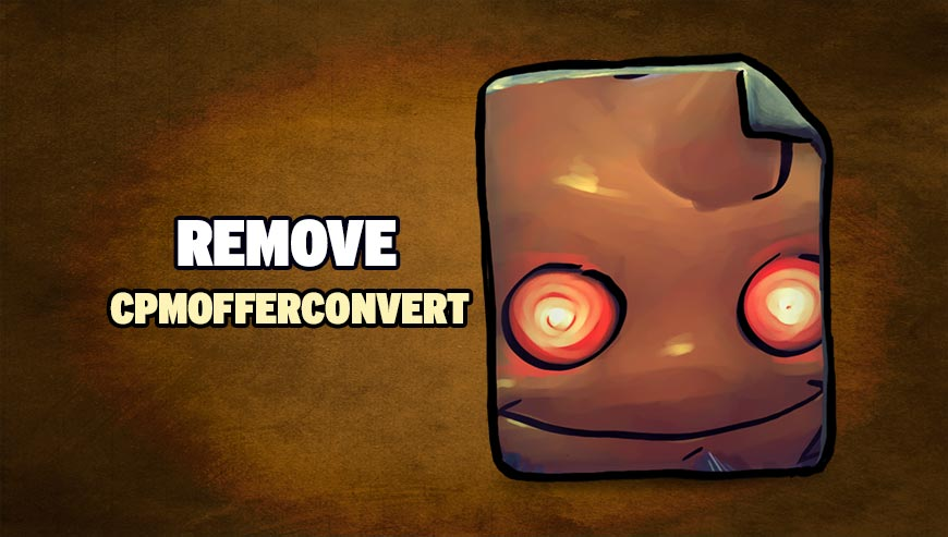 Eliminar cpmofferconvert.com