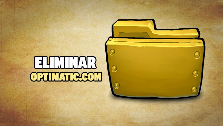 Eliminar optimatic.com