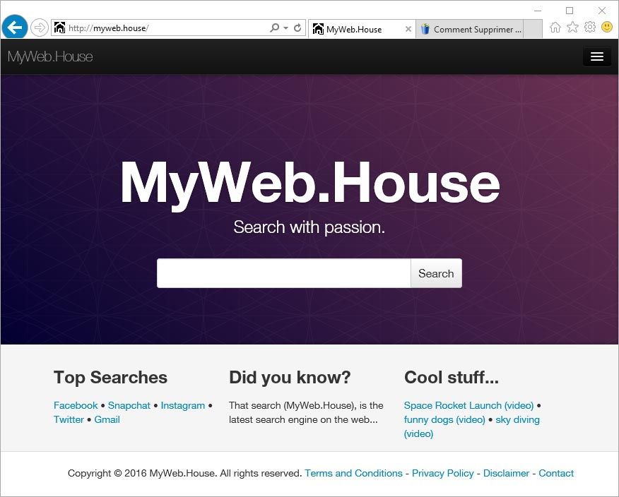 myweb.house