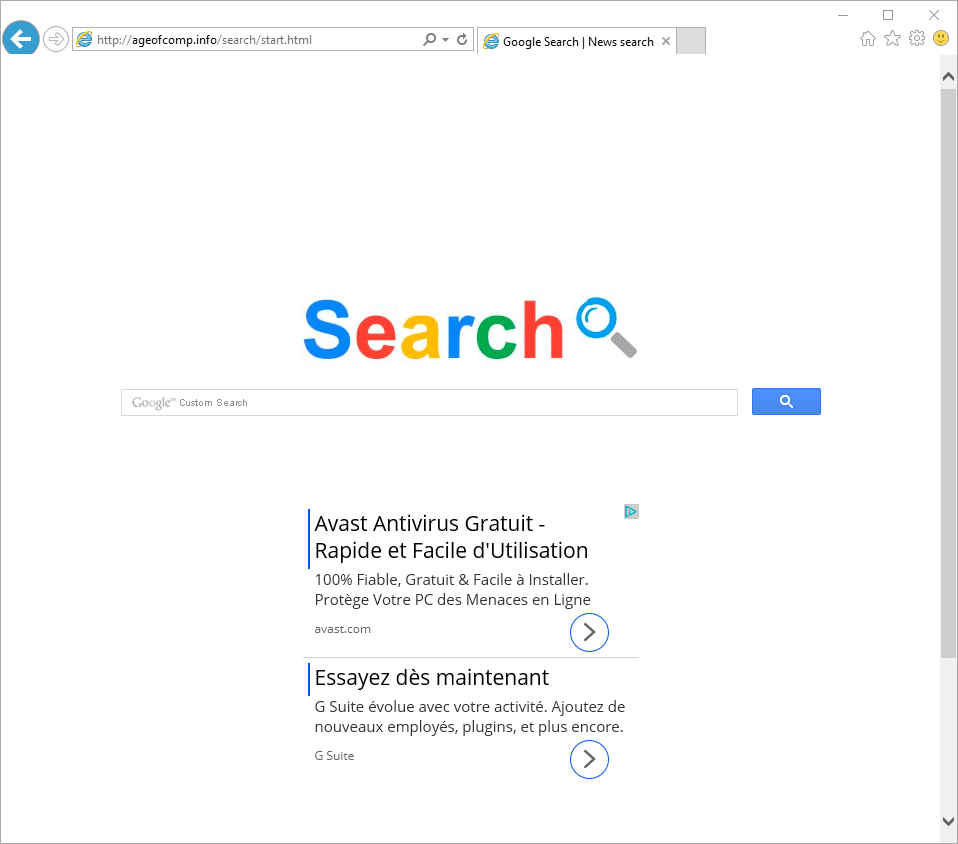 Eliminar Google Custom Search - ¿Cómo Eliminar?