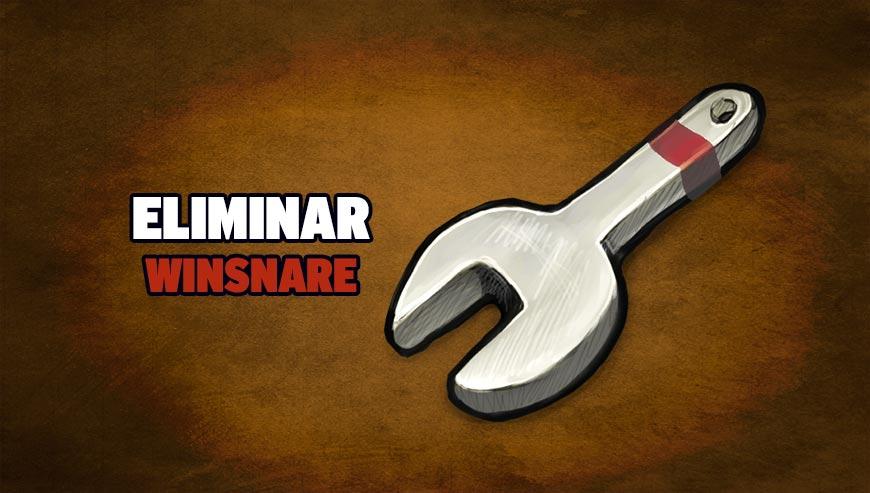 Eliminar WinSnare