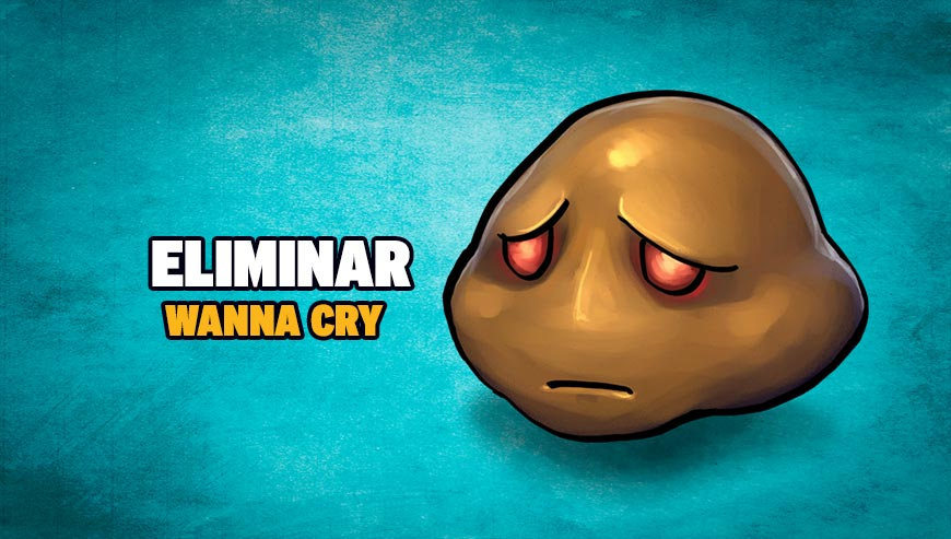 Eliminar Wanna Cry