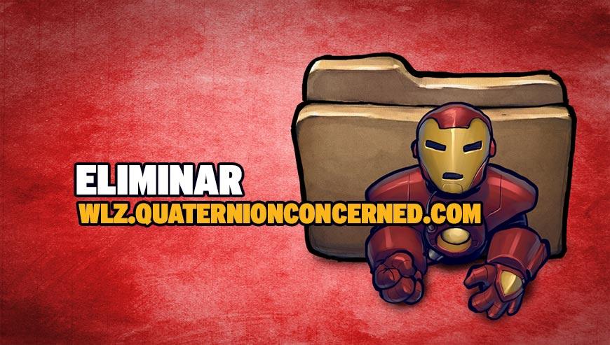 Eliminar wlz.quaternionconcerned.com