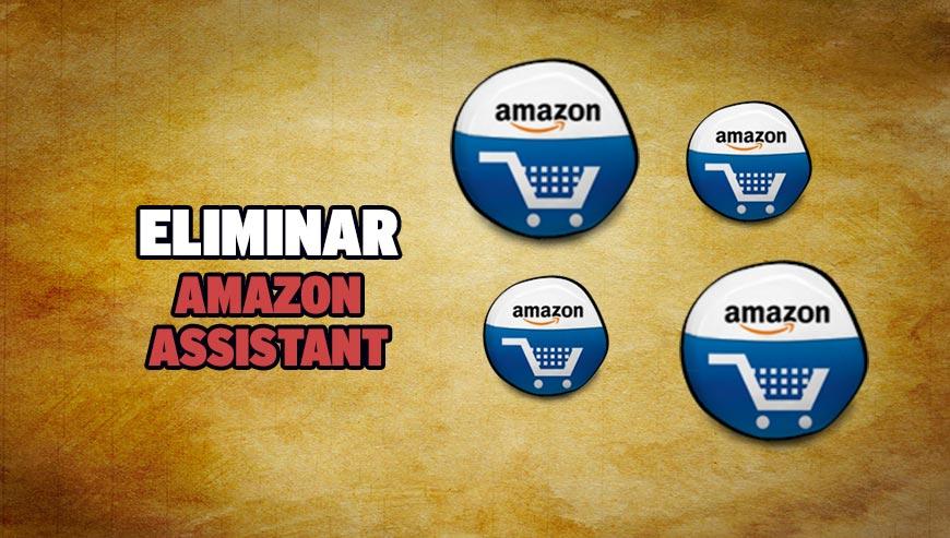 Eliminar Amazon Assistant