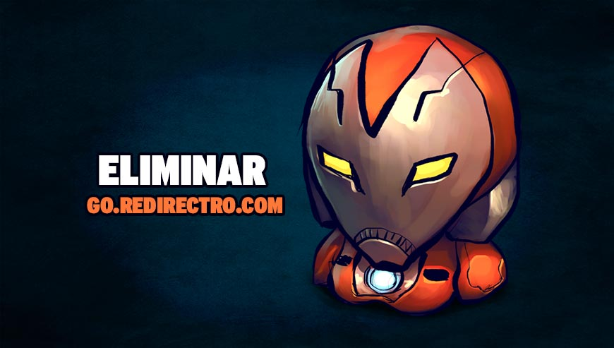 Eliminar go.redirectro.com