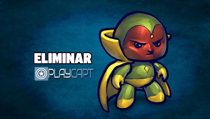 Eliminar PlayCapt