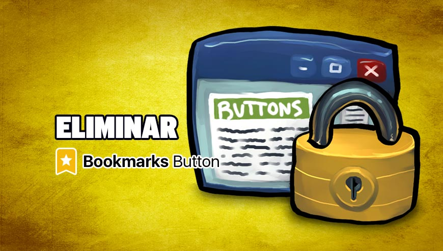 Eliminar Bookmarks Button